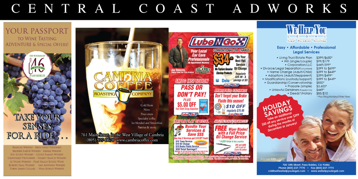 Collateral Promotional Materials